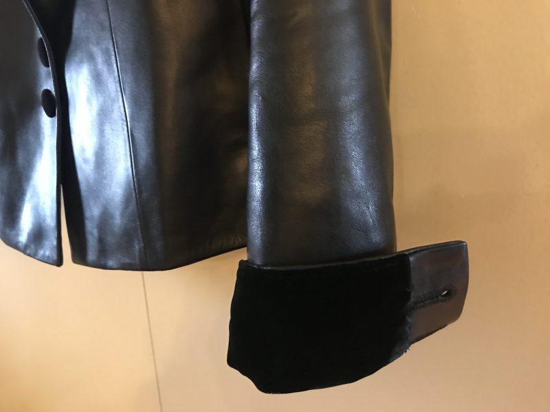 レディース革ジャケットオーダーメイド