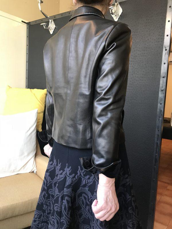 レディースレザージャケットオーダーメイド