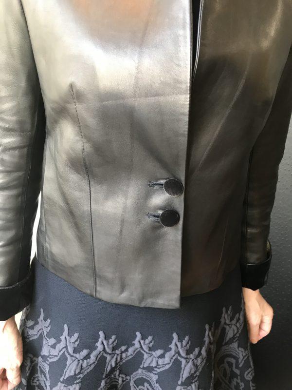 レディースオーダーメイドレザージャケット