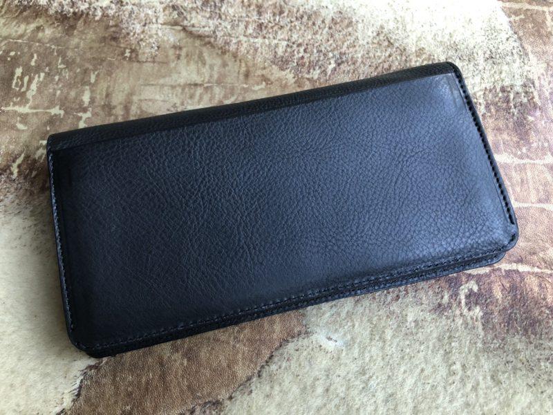オーダーメイドレザー財布