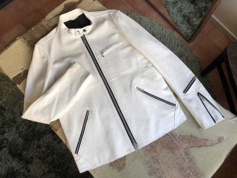 レザージャケット/コートのオーダーメイド