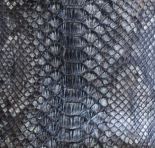 ヘビ革キーケースオーダーメイド